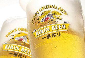 生ビール(中)500円